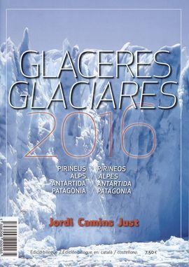 GLACERES/GLACIARES 2016