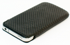 FUNDA IPHONE NEGRO -NOOEM