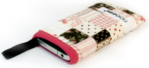 FUNDA IPHONE PATCHWORK -NOOEM