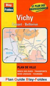 VICHY -PLAN GUIDE BLAY
