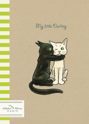CUADERNO 17X22 MY LITTLE DARLING