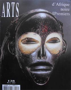 125 ARTS D'AFRIQUE NOIRE- REVISTA -PRINTEMPS 2003