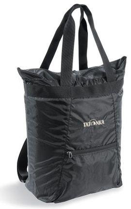 MARKET BAG BLACK BOLSA COMPRA -TATONKA