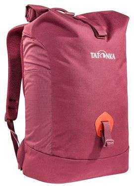 GRIP ROLLTOP PACK S BORDEAUXRED BACKPACK -TATONKA