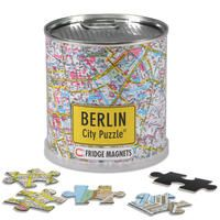 BERLIN [LATA MAGNETIC CITY PUZZLE] 100 PIEZAS -FRIDGE MAGNETS