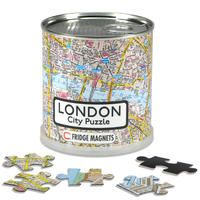 LONDON [LATA MAGNETIC CITY PUZZLE] 100 PIEZAS -FRIDGE MAGNETS