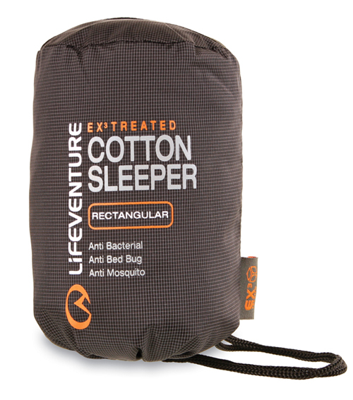 EX3 COTTON RECTANGULAR SLEEPER [SAC DORMIR] [210X80] COTO
