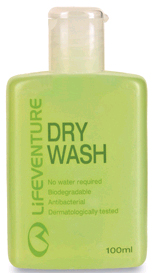 62030 DRY WASH GEL 100 ML [ANTIBACTERIAS LIQUIDO] -LIFEVENTURE