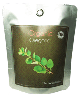 ORGANIC OREGANO -THE POCKET GARDEN