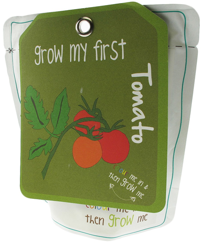 TOMATO (TOMATE) -GROW MY FIRST