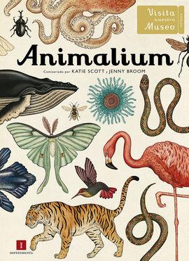 ANIMALIUM - BIENVENIDO AL MUSEO