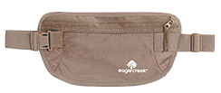 EC041125091 UNDERCOVER MONEY BELT KHAKI -EAGLE CREEK