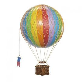 GLOBO ARCO IRIS, 18CM (AP161E) -AUTHENTIC MODELS