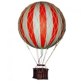 GLOBO ROJO, 8CM (AP160R) -AUTHENTIC MODELS
