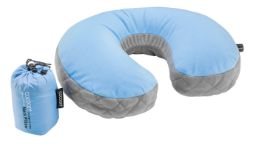 NECK PILLOW -AZUL CLARO+GRIS [U-ACP3-UL1]