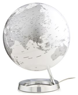 GLOBO L&C BRIGHT CHROME [ESFERA] ILUMINADA -ATMOSPHERE
