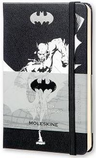 BATMAN. PLAIN NEGRA [9X14-LISAS] EDICIÓN LIMITADA -MOLESKINE