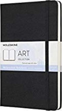 WATERCOLOUR NOTEBOOK NEGRA [13X21] -MOLESKINE