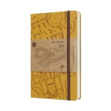2019 DAILY DIARY HARRY POTTER [13X21] -MOLESKINE