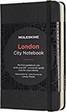 LONDON. CITY NOTEBOOK -MOLESKINE
