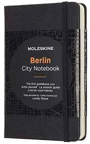 BERLIN. CITY NOTEBOOK -MOLESKINE