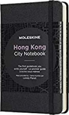 HONG KONG. CITY NOTEBOOK -MOLESKINE