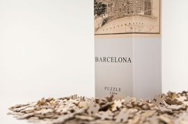 BARCELONA [PUZZLE] 540 PECES [50X35]
