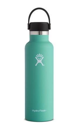TERMO 21 OZ MINT [621 ML TURQUESA] STANDARD MOUTH W/STANDARD FLEX CAP -HYDRO FLASK