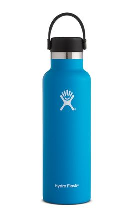 TERMO 21 OZ PACIFIC [621 ML AZUL] STANDARD MOUTH W/STANDARD FLEX CAP -HYDRO FLASK