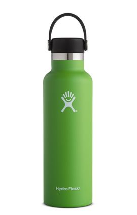 TERMO 21 OZ KIWI [621 ML VERDE] STANDARD MOUTH W/STANDARD FLEX CAP -HYDRO FLASK