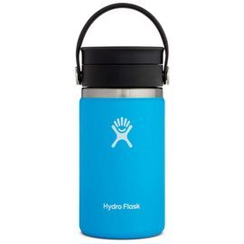 TERMO COFFE 12 OZ  [354 ML COBALT] WIDE MOUTH FLEX SIP LID -HYDRO FLASK