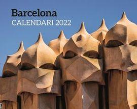 2022 BARCELONA -CALENDARI EFADOS
