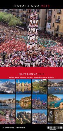 2019 CATALUNYA [CALENDARI TAULA] -TRIANGLE