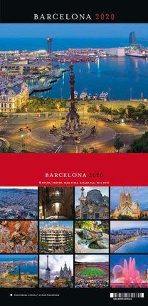 2020 BARCELONA [CALENDARI TAULA] -TRIANGLE POSTALS