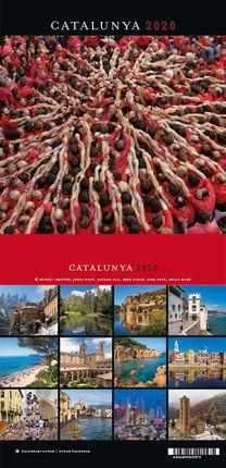 2020 CATALUNYA [CALENDARI TAULA] -TRIANGLE POSTALS