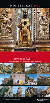 2020 MONTSERRAT [CALENDARI TAULA] -TRIANGLE POSTALS