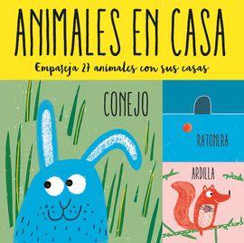 ANIMALES EN CASA [CAPSA]