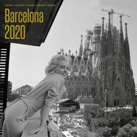 2020 CALENDARIO DE PARED BARCELONA