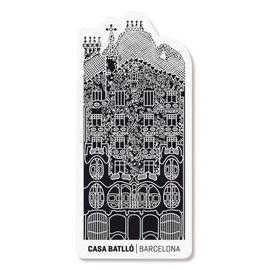 CASA BATLLO -IMANT MAGNET. BARCELONA
