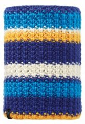 107997 ADEN/NAVY - JUNIOR NECKWARMER KNITTED & POLAR BUFF