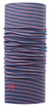 108945 YARN DYED STRIPES JUNIOR BUFF/COLLEGE -BUFF