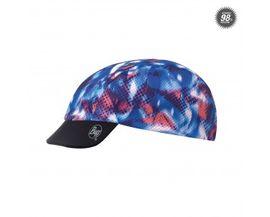 FLEETING BLUE-ORANGE FLUOR CAP PRO -BUFF 111707.707.10.00