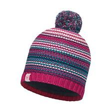 113533.521 JUNIOR KNITTED & POLAR HAT AMITY PINK -BUFF