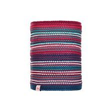 113537.521 JUNIOR KNITTED & POLAR NECKWARMER AMITY PINK -BUFF