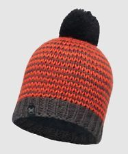 113584.203 KNITTED & POLAR HAT DORN FLAME -BUFF