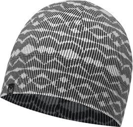 115102.555.10.00 COTTON JACQUARD HAT- BUFF