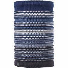 113347.752 KNITTED & POLAR NECKWARMER NEPER BLUE -BUFF