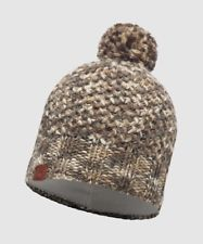 113513.316 KNITTED & POLAR HAT MARGO BROWN -BUFF