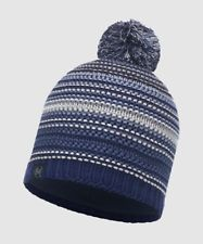 113586.752 KNITTED & POLAR HAT NEPER BLUE -BUFF