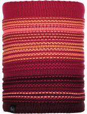 113347.559 KNITTED & POLAR NECKWARMER NEPER BRIGHT PINK -BUFF